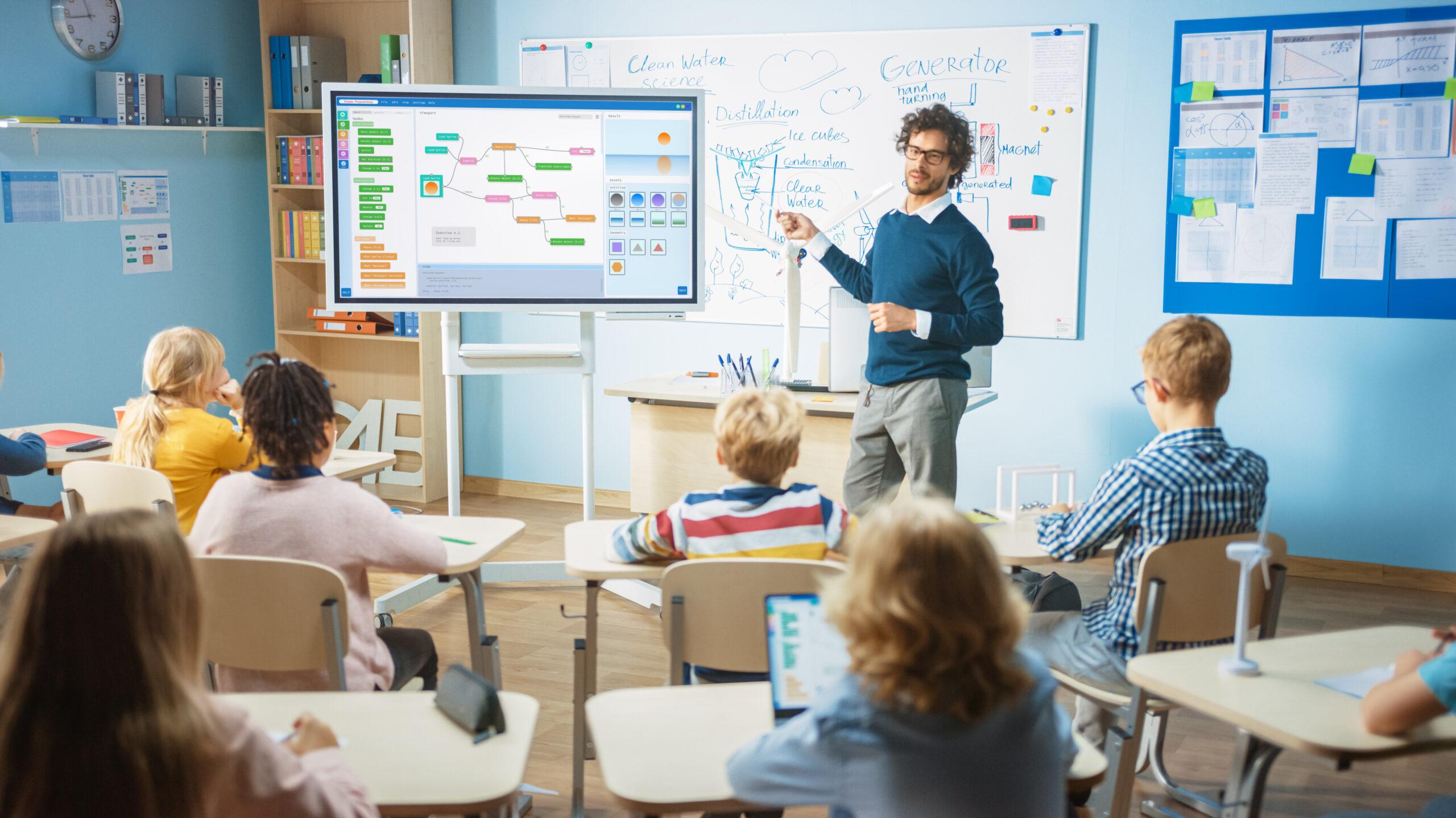 Tecnologie multimediali a scuola